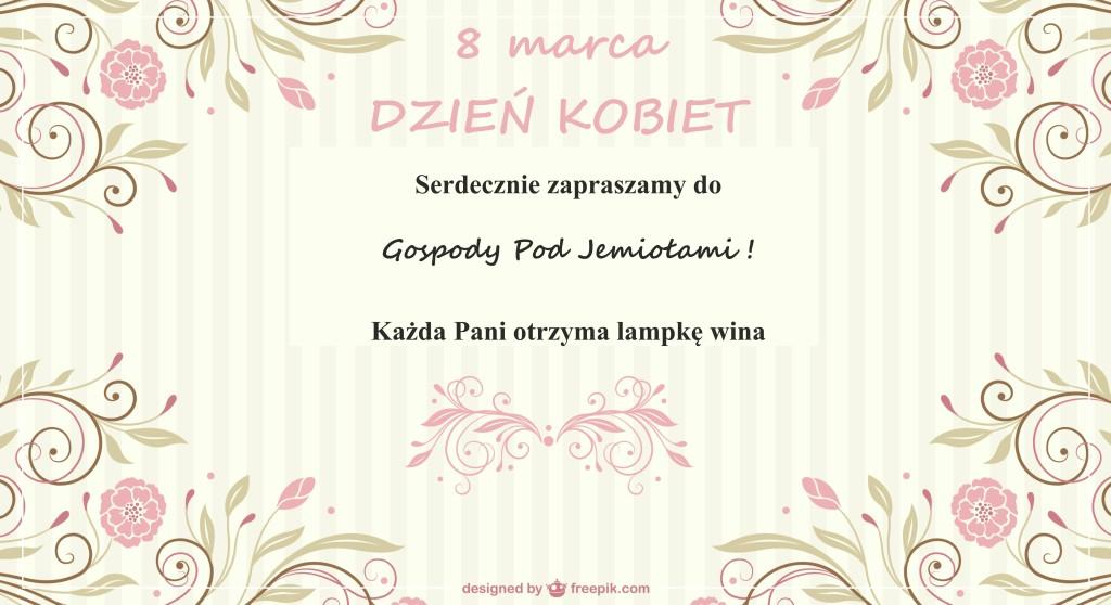 dzień kobiet plakat